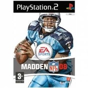 Madden NFL 08 Game PS2