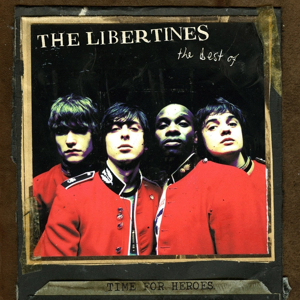 Libertines - Time For Heroes - The Best Of The Libertines Vinyl