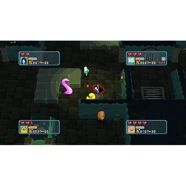Xbox 360 T Games : Adventure time explore the dungeon because i don t know