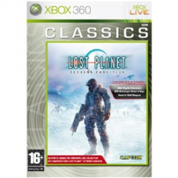 Lost Planet Extreme Condition Colonies Edition (Classics) Game Xbox 360