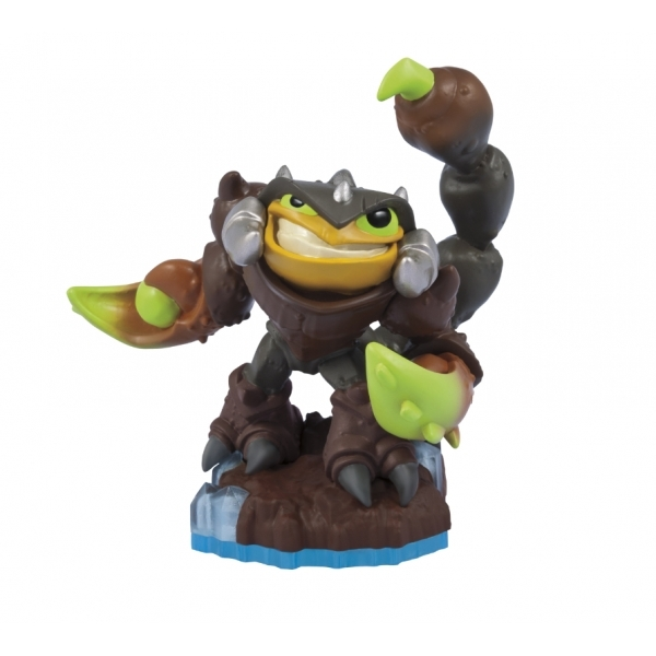 Scorp (Skylanders Swap Force) Earth Character Figure - Image 1