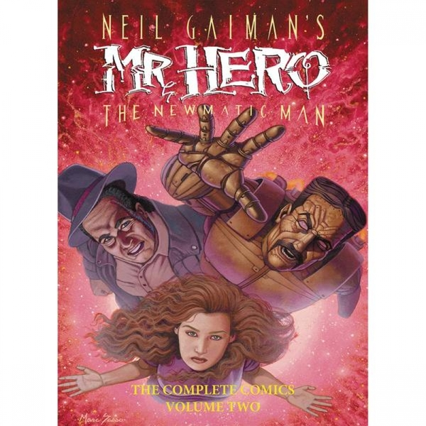 Mr Hero  Volume 2