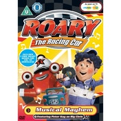 Roary the Racing Car - Musical Mayhem DVD