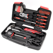 Household Tool Kit Set | 39 Piece Toolkit | M&W