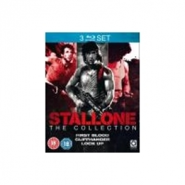 Sylvester Stallone Triple Blu-ray