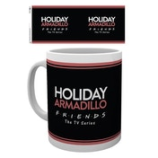 Friends - Holiday Armadillo Mug