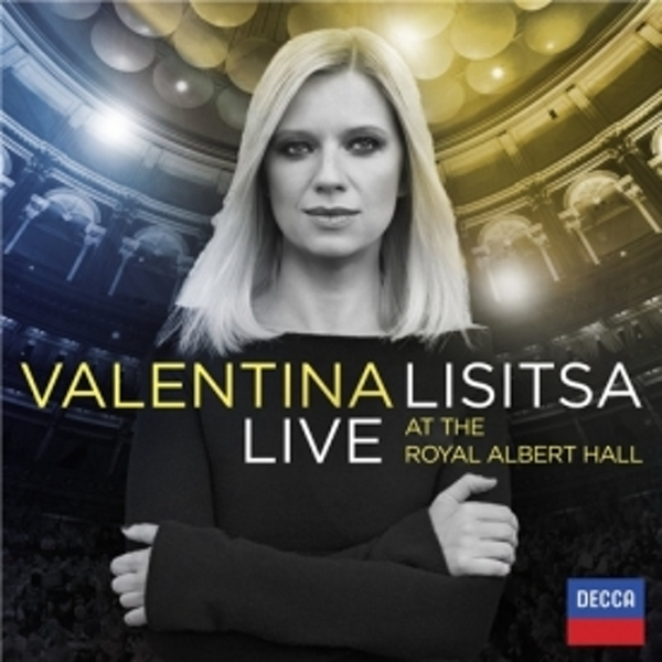 Valentina Lisitsa Live At The Royal Albert Hall CD