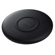 Samsung Original Wireless Fast Charging Pad for Qi Enabled Devices, Black UK Plug