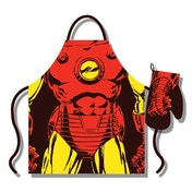 Marvel Iron Man Apron & Oven Glove Set