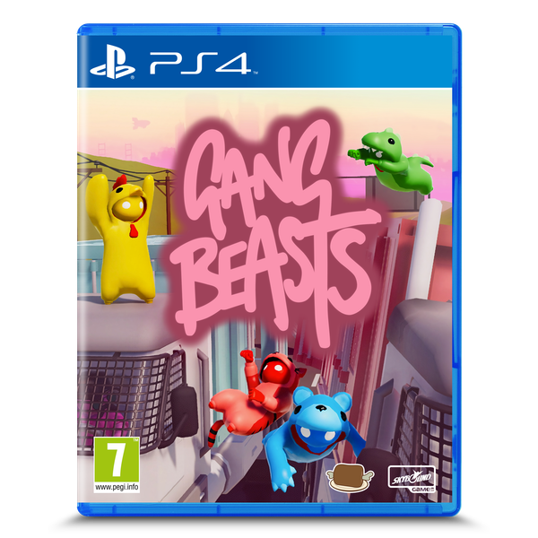 Gang Beasts PS4 Game - Image 1