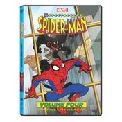 The Spectacular Spider-Man Volume 4 DVD