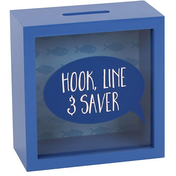 Hook Line And Saver Money Box