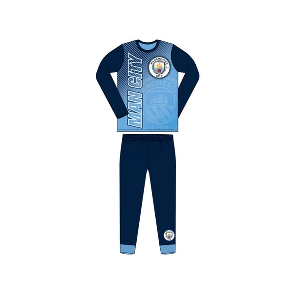 Man City Pyjamas Sublimation Print 9/10 yrs