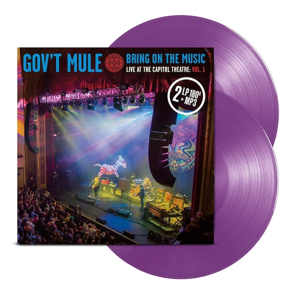 Govt Mule - Bring On The Music - Live At The Capitol Theatre: Vol. 1 Vinyl