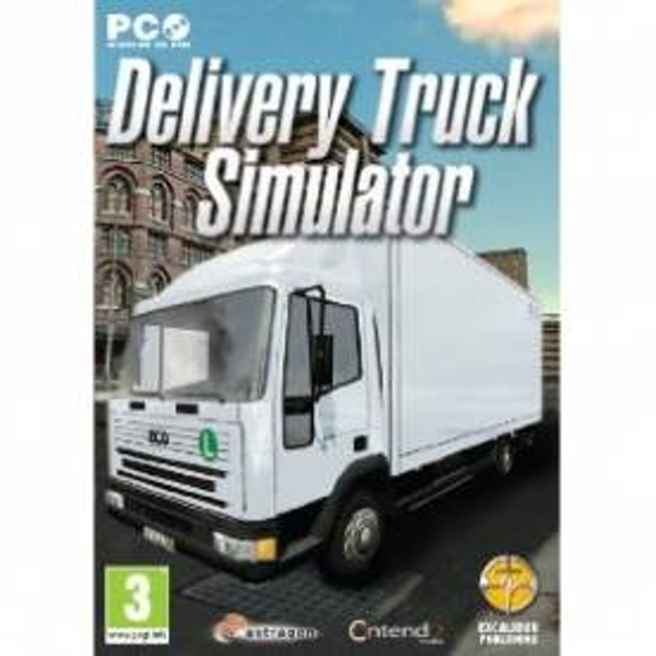 Delivery Truck Simulator Game PC