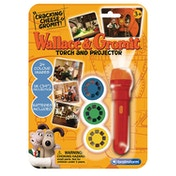 Brainstorm Toys - Wallace and Gromit Torch and Projector