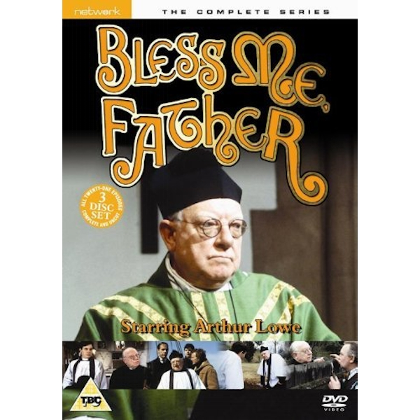 Bless Me Father - Series 1 - 3 - Complete DVD 3-Disc Set Box Set