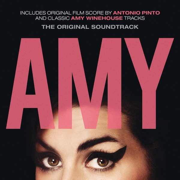 Amy - Original Sound Track Vinyl