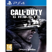 Call Of Duty Ghosts Game PS4