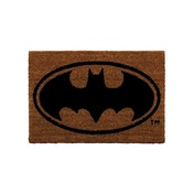 DC Comics Batman Main Logo Door Mat