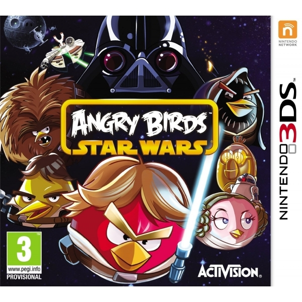 Angry Birds Star Wars Game 3DS