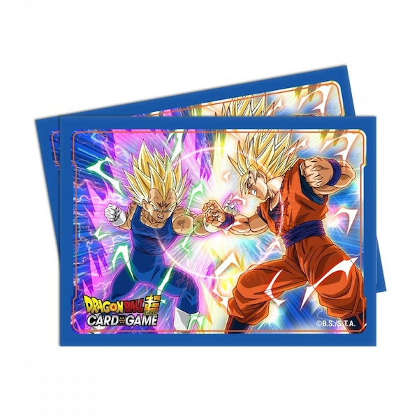 Ultra Pro Dragon Ball Super: Vegeta vs Goku (65 Sleeves)
