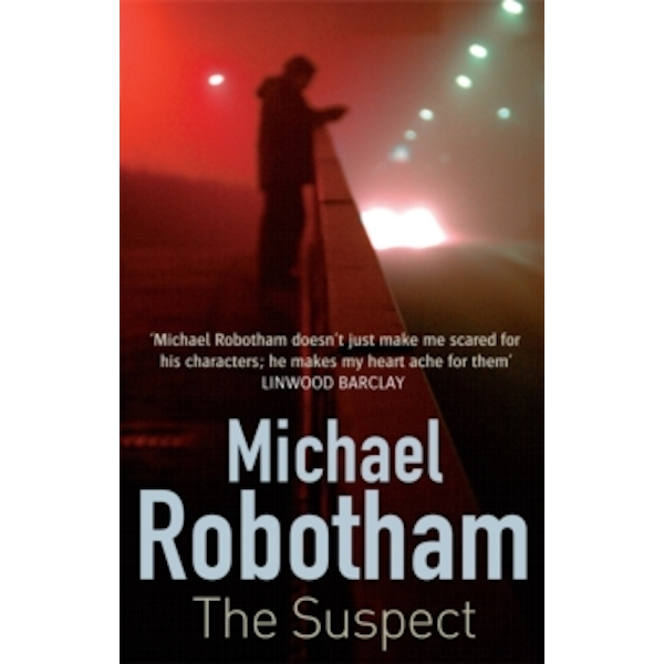 The Suspect by Michael Robotham (Paperback, 2010)