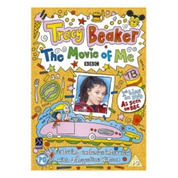 Tracy Beaker: The Movie Of Me DVD