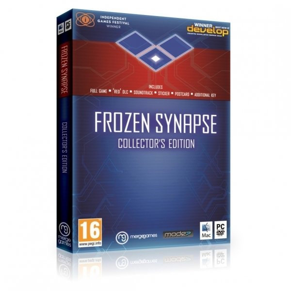 Frozen Synapse Collector's Edition PC & Mac