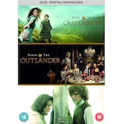 Outlander Seasons 1-3 DVD