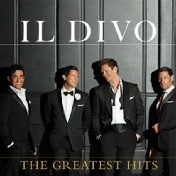 Il Divo The Greatest Hits CD