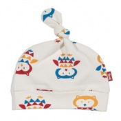 Kite Kids Baby-Boys 6-12 Months Owl Animal Print Hat