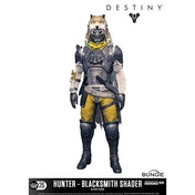 Destiny McFarlane Hunter Blacksmith Shader with Celestial Nighthawk Helmet