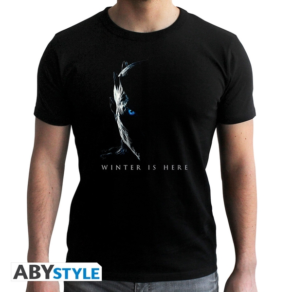Game Of Thrones - Night King Men's Medium T-Shirt - Black