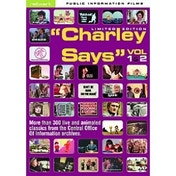 Charley Says. Vols. 1 And 2 DVD