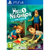 Ex-Display Hello Neighbor Hide and Seek PS4 Game Used - Like New