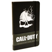 Skull (Call of Duty) Hardcover Ruled Journal