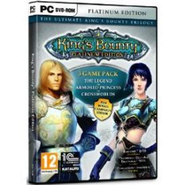 Kings Bounty Platinum Edition Game PC