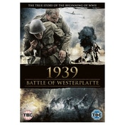 1939 Battle of Westerplatte DVD