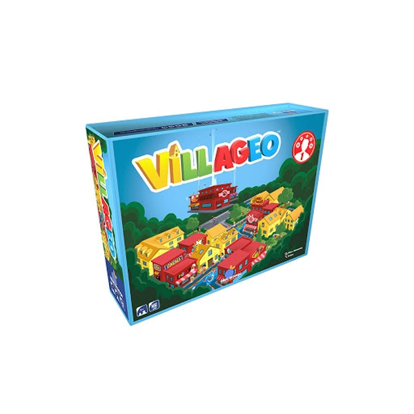 Villageo Board Game