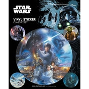 Star Wars - Classic Sticker Pack Vinyl Sticker
