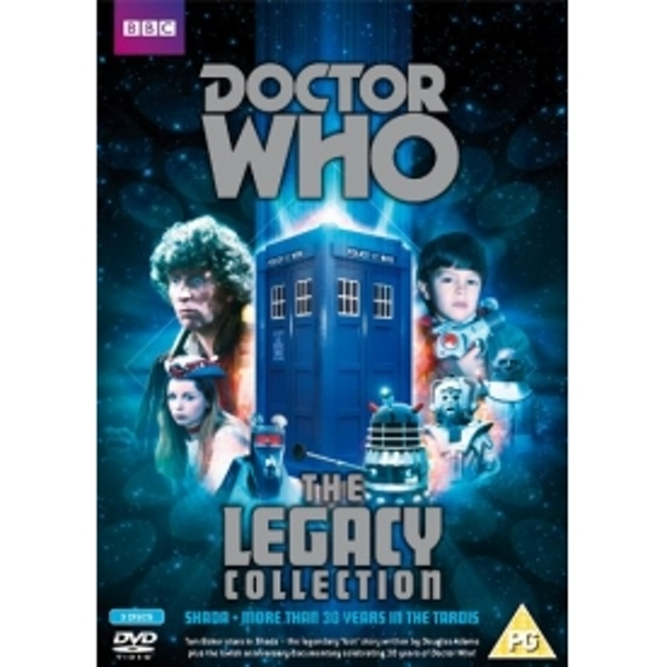 Doctor Who: Legacy (1994) DVD