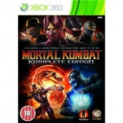 Mortal Kombat Komplete (Complete) Edition Game Xbox 360