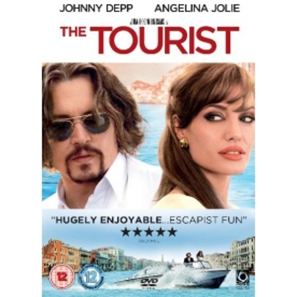 The Tourist DVD