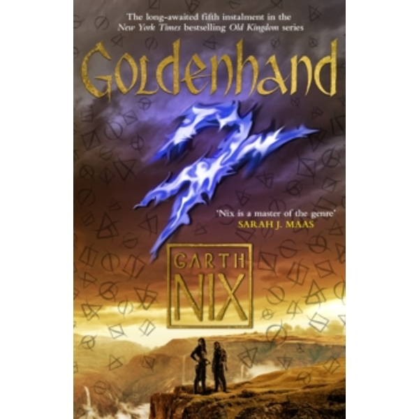 Goldenhand : The Latest Thrilling Adventure in the Internationally Bestselling Fantasy Series