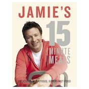 Jamie's 15-Minute Meals Hardcover