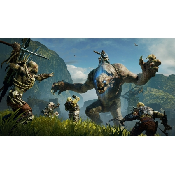 Middle-Earth Shadow of Mordor PS3 Game  - Image 3