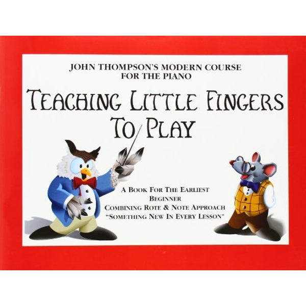 Teaching Little Fingers To Play by Music Sales Ltd (Paperback, 2000)