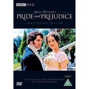 Pride And Prejudice 10th Anniversary Edition DVD
