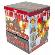 Marvel Heroclix Iron Man 3 Heroclix Gravity Feed - 24 Packs